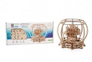 Mechanical Aquarium model kit