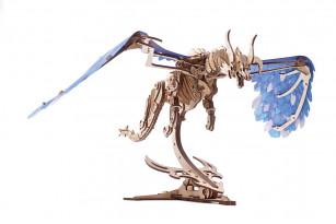 Windstorm Dragon mechanical model kit