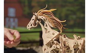 """""""Horse-Mechanoid"""" Model"""
