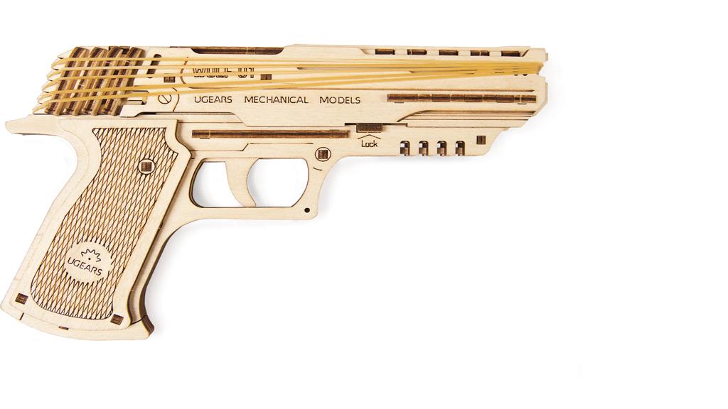 Wolf-01 Handgun