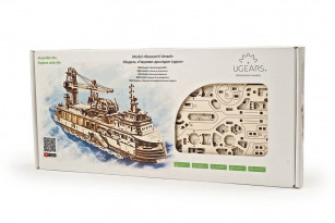 Mechanical Model «Research Vessel»