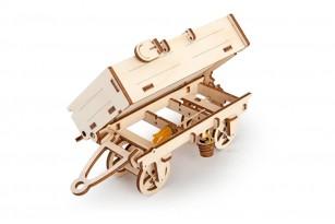 Tractor + Trailer model kits