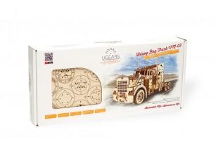 Heavy Boy Truck VM-03 + Trailer model kits