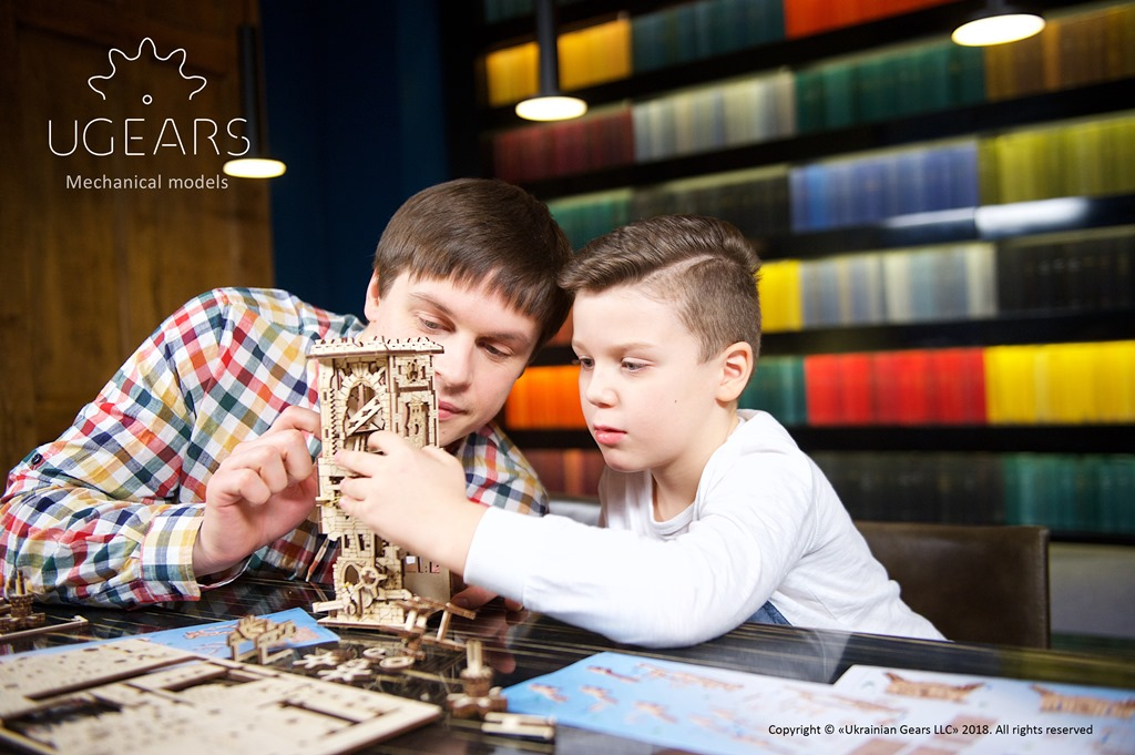 Ugears Educational Toys