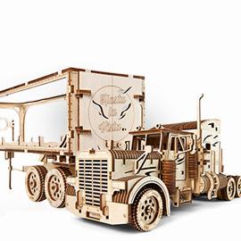 Heavy Boy Truck VM-03 + Trailer